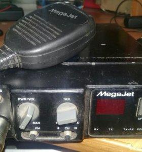 Рация Megajet 2701