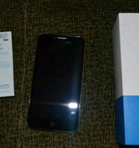 Смартфон Alcatel one touch pop 3 5.5 5054d золото