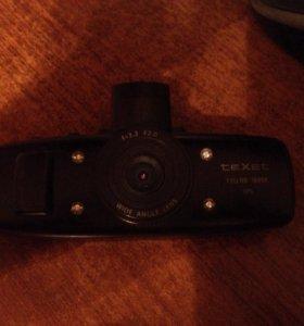 Видеорегистратор texet full hd 1080p gps
