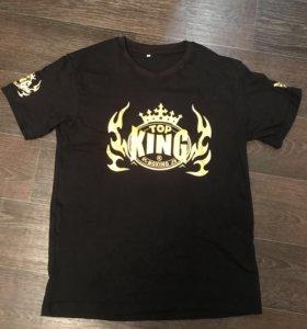 НОВАЯ футболка для Тайского бокса