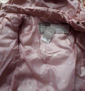 Куртка новая next для девочки 2-3 года
