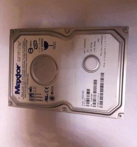 Жесткий диск 80 Гбайт