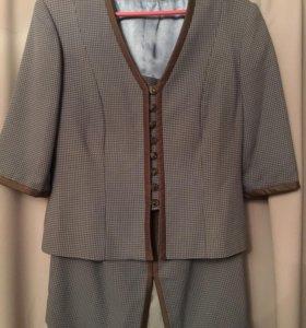 Костюм ( юбка пиджак)