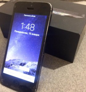 iPhone 5 продам на 16 Gb