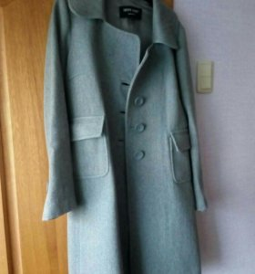 Пальто:Италия, шерсть