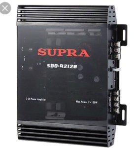 Продам усилитель Supra