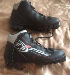 Ботинки лыжные р 39