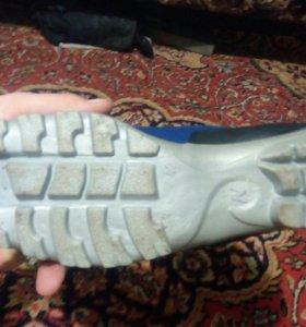 Коньковые ботинки MARAX