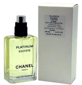 Chanel Egoiste Platinum - Тестер