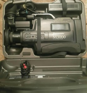 Видеокамера Panasonic M 3000