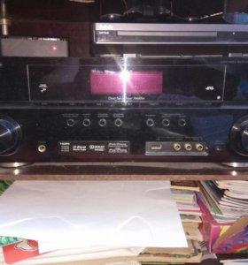 Усилитель(аудио- видео мультиканальный ресивер
