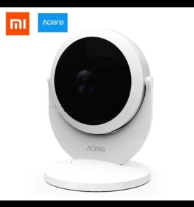 Новая Xiaomi Mijia Aqara IP Камера. 1080.