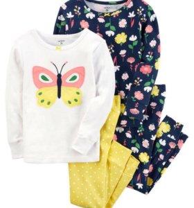 Пижама для девочки Картерс Carter's