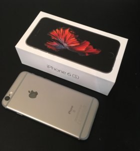 Apple Iphone 6S 16 GB, Space Grey