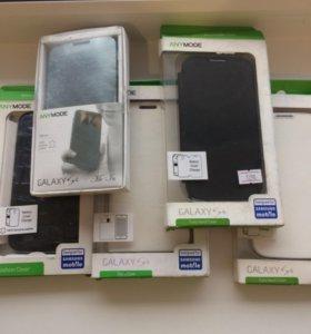 Чехлы для Samsung Galaxy S4 в ассортименте