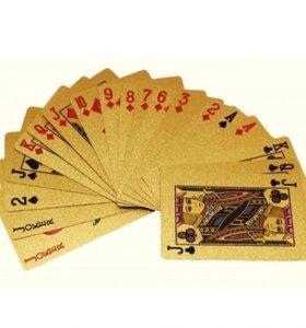 Подарочная колода карт. Новые