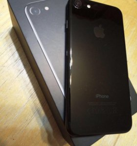 iPhone 7 onyx 128 GB рст