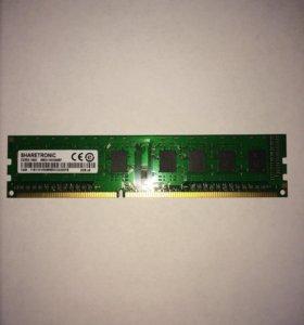 Оперативная память DDR3 на 2 гб.