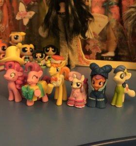 Фигурки май Литтл пони/my little pony