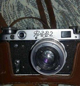 фотоаппарат ФЭД-2