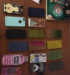Чехлы iPhone 5