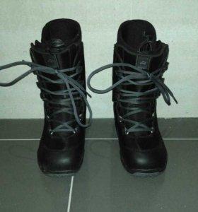 Ботинки для сноуборда. Мужские