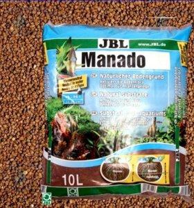 Питательный грунт JBL Manado 10l