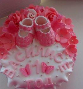 Профессиональные десерты и торты