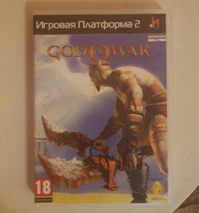 Игра God of war PlayStation 2