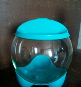 """Срочно аквариум с подсветкой """"Бабл"""""""
