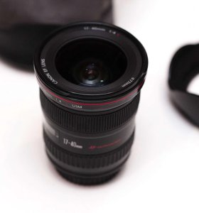 Canon EF 17-40mm F4 L