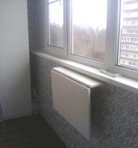 Окна ПВХ, остекление балконов и лоджий