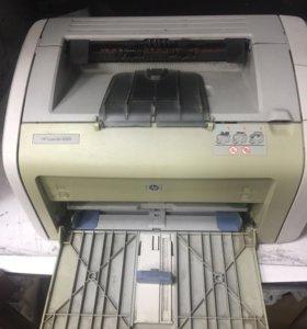 Ремонт принтеров лазерных и струйных
