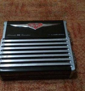 SoundStream LW2.260 Усилитель мощности