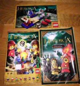 Lego Heroica 3857 Залив Драида