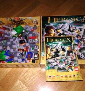 Lego Heroica 3860 Замок Фортан
