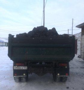 Уголь бородинский ЗиЛ