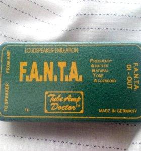 Эмулятор динамика TAD F.A.N.T.A.