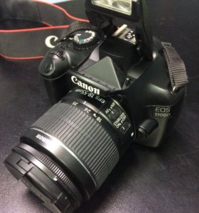 Фотоаппарат Canon EOS110D