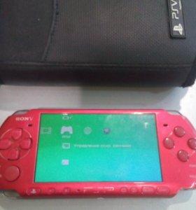 Игровая консоль PlayStatio Portable Sony PSP-2008