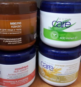 Крема для тела