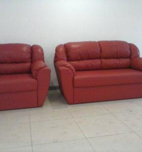 Ремонт и перетяжка мягкой мебели в г. Кургане