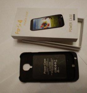 Чехол-аккумулятор (3200 mAh) для Samsung Galaxy S4