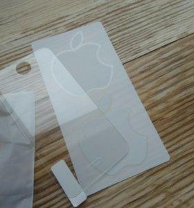 Защитное стекло на айфон 4,4s,