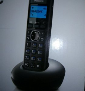 Новый Радио телефон Panasonic KH-TGB210RUB