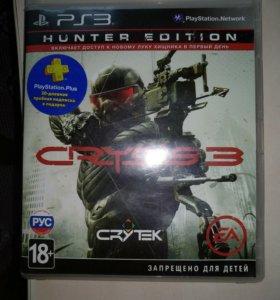 Игра на PS3 Crysis 3
