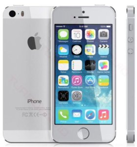 iPhone 5s 16gb белый