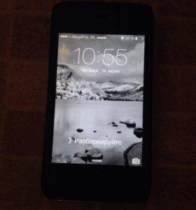 iPhone Apple 4S 8Gb black