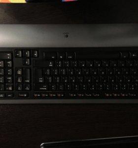 Беспроводная клавиатура Logitech y-rak73