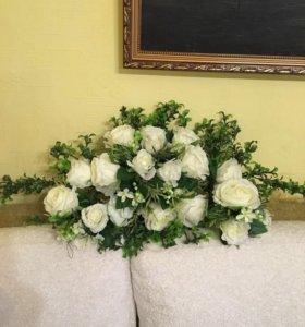Украшение для свадебного стола